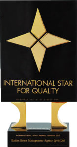 An International Star Awarded 2013 Geniva for Real Estate & Professional Services